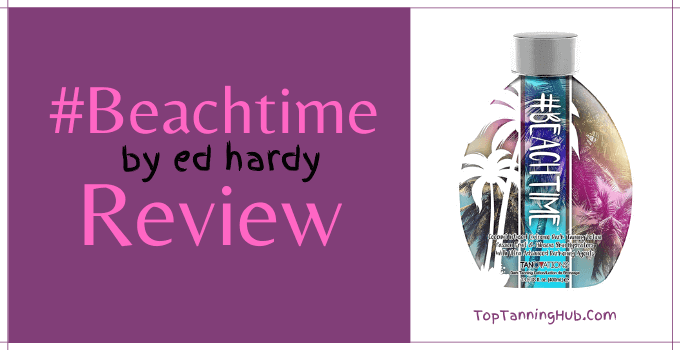 #beachtime by ed hardy review