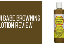 maui babe browning lotion review